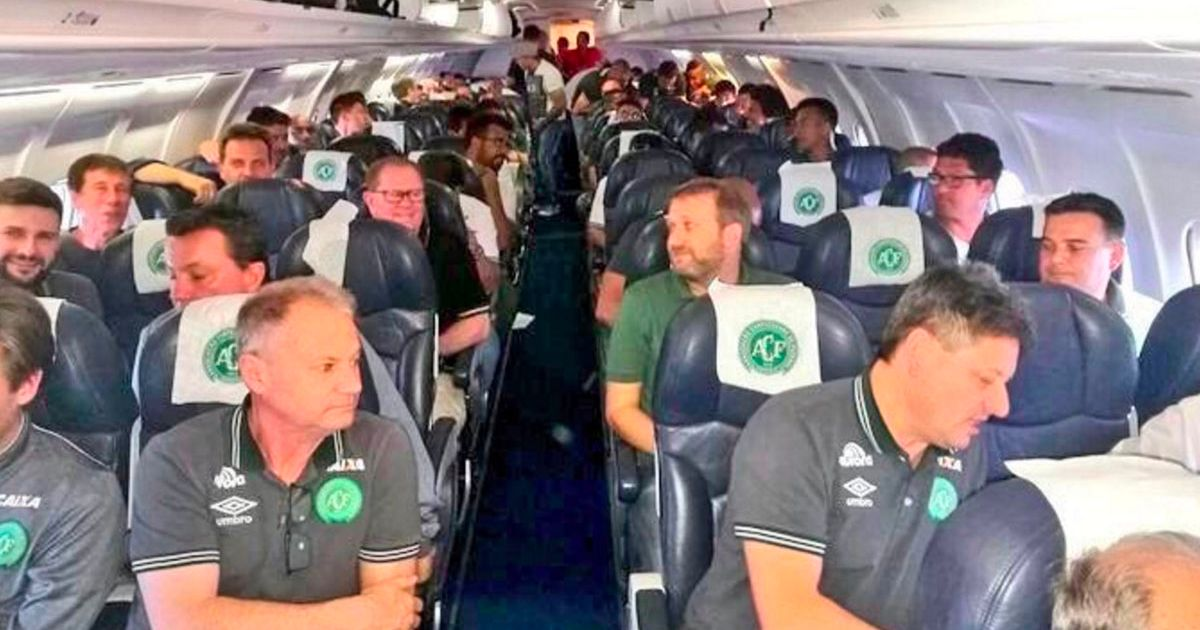 Alleged-picture-showing-the-Brazilian-football-team-Chapecoense