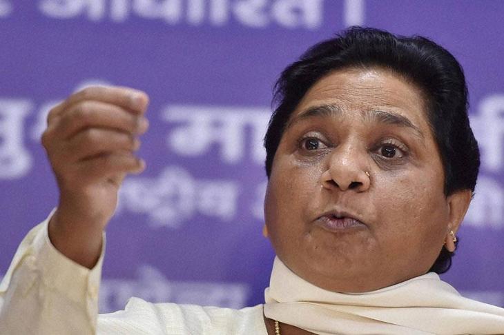 Mayawati Tell Modi live