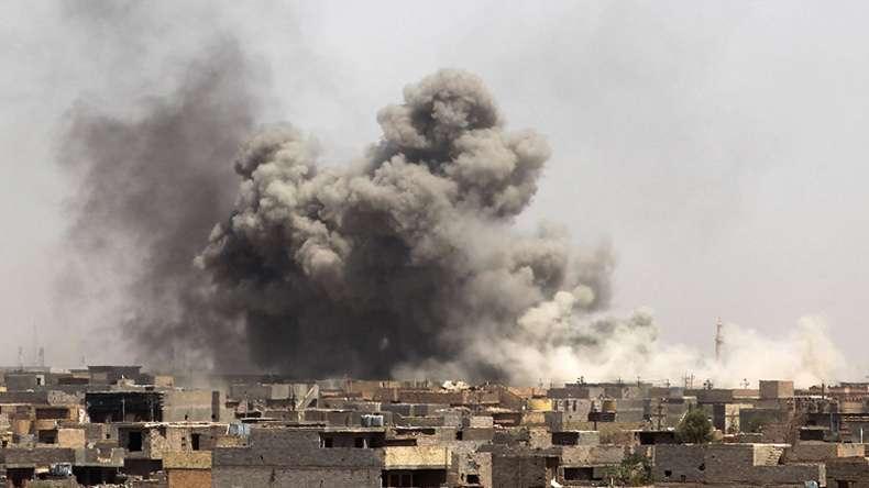24-killed-in-Iraq's-Mosul-in-IS-attack