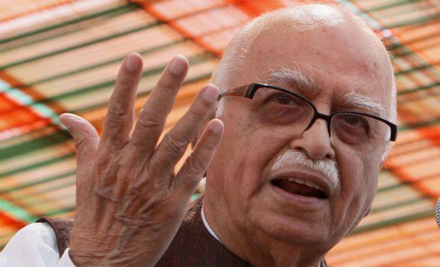 BJP-leaders-L.K.-Advani