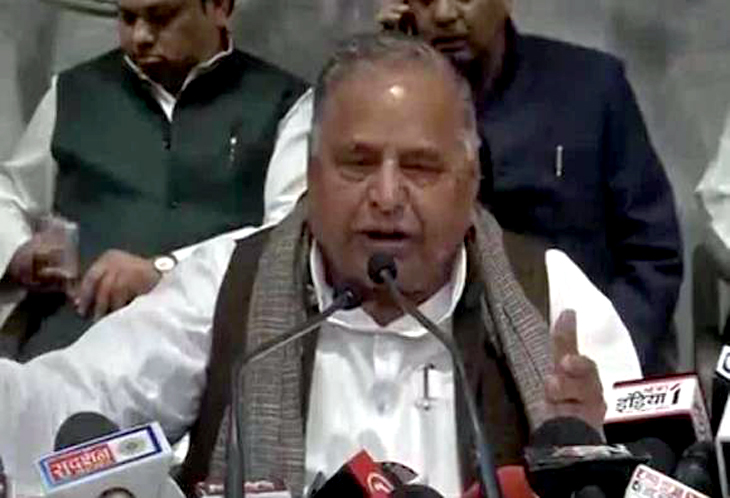 Mulayam Singh Yadav Up Polls Live