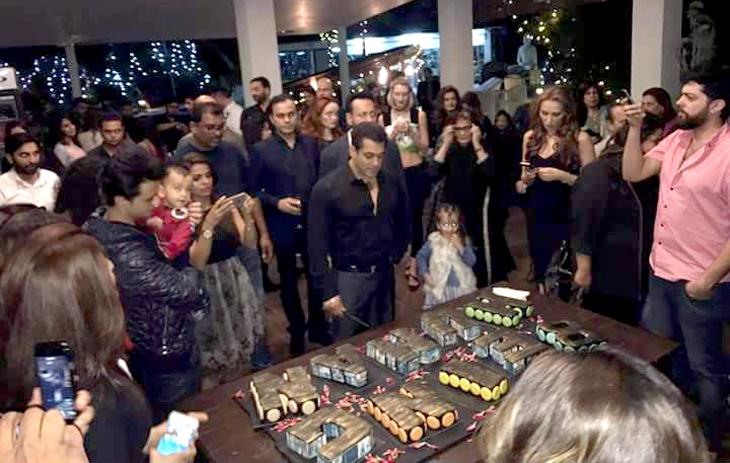 Salman-cake