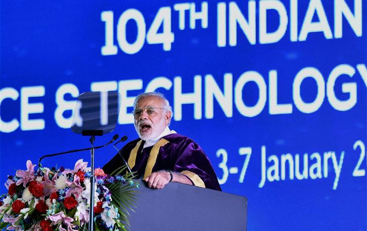 PM Modi in Tirupati