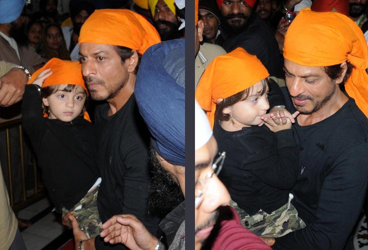 SRK- Amritsar-2