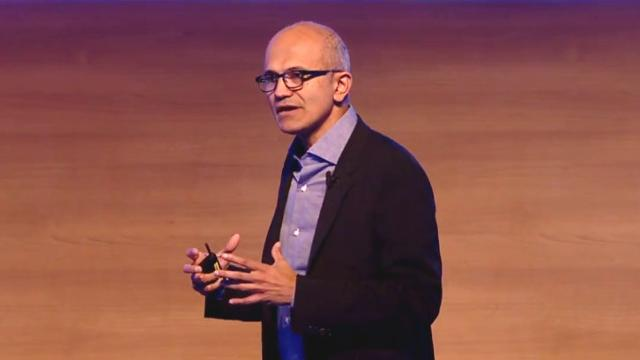 Satya-Nadella-launches-Made-for-India-Skype-Lite-app
