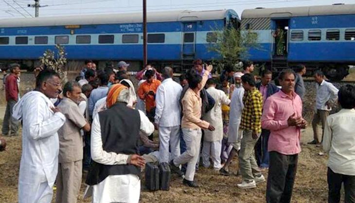 Bhopal-Ujjain passenger train Blast Live