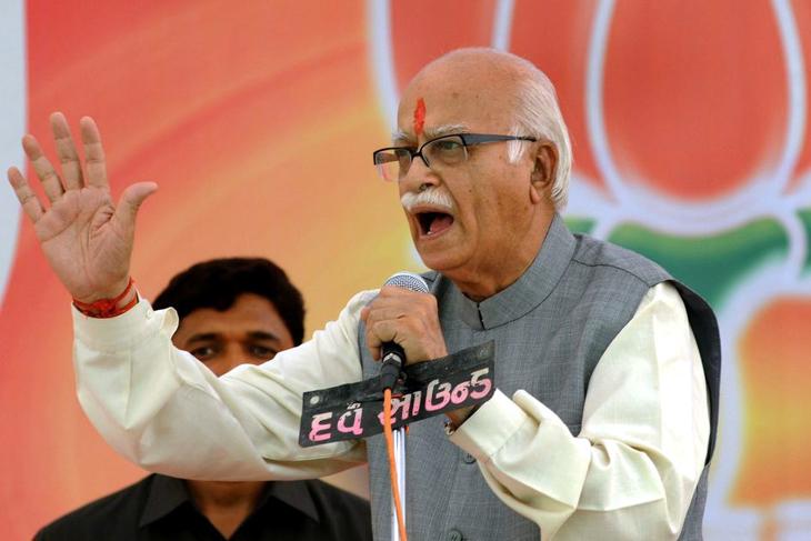 Advani.Babri @live