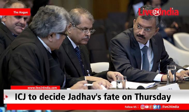 Kulbhushan Jadhav @Live