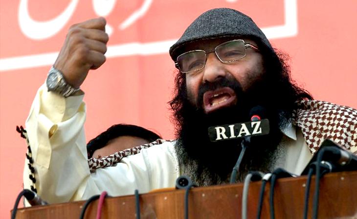 Syed Salahuddin global terrorist @live