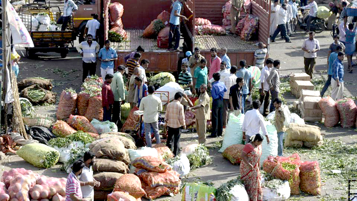 retail inflation eases @live