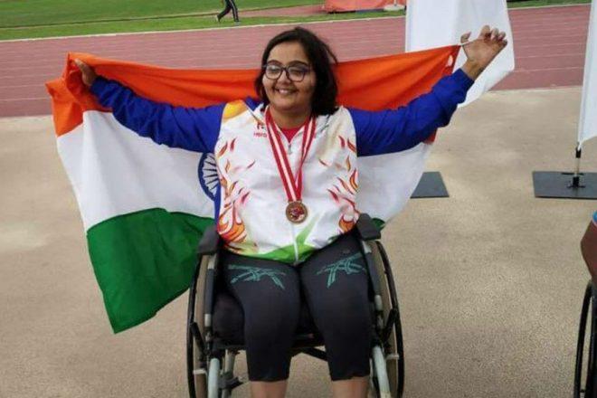 India get 3 more gold, take tally to 28 at Para Asian Games